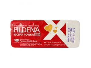 Buy Fildena Extra Power 150mg online